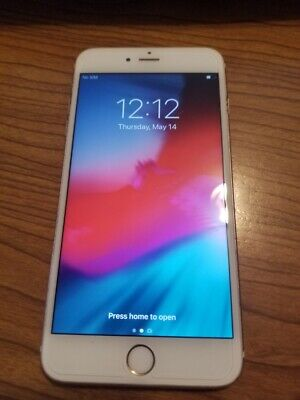 Read* Apple iPhone 6S Plus - 64GB - Rose Gold (T-Mobile) A1687 ~40529