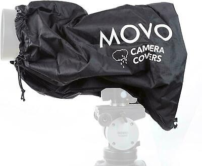Movo CRC31 Storm Raincover Protector for DSLR Cameras, Lenses, Photographic UK