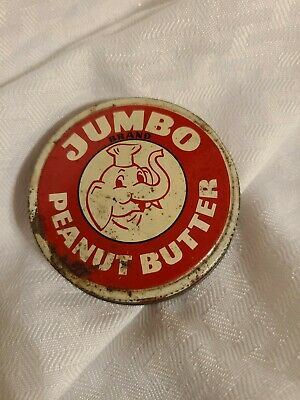 "Vintage Jumbo Peanut Butter Jar Lid Only Replacement Original 2.5"" Diameter B"