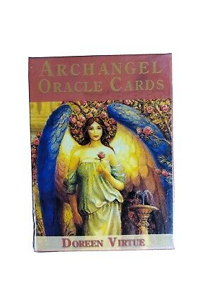 Archangel Oracle Cards NEW UNOPENED,  US SHIPPING FREE
