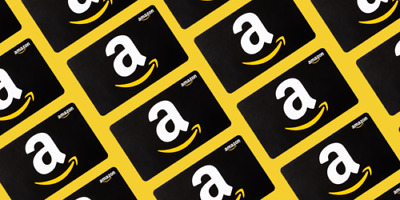 $25 AMAZON.COM Gift Card - Free shipping to USA addresses ONLY (Mail delivery)