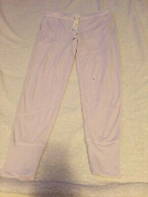 Xhilaration Light Purple Thermal Lounge Pants Size Small Womens