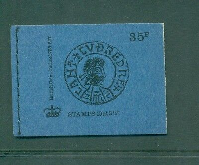 Great Britain 35p Cuthreds Penny Coin April 1974 DP2