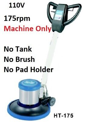 Industrial Floor Machine Polisher  HT175 Machine Only NEW
