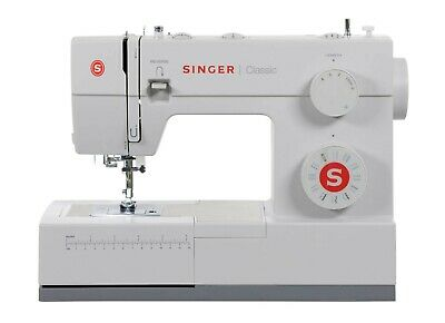 SINGER Classic 44S 23 Stitch Heavy Duty Sewing Machine Factory Refurbished