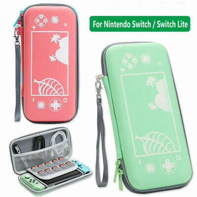 Pouch Bag For Nintendo Switch / Lite Cute Gift Animal Crossing Case Hot Carrying