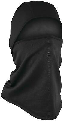 Zan Headgear Windproof Balaclava (Black, OSFM)
