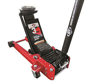 AFF AMERICAN FORGE 300LR 3.5 Ton HD Jack Double Pump Style