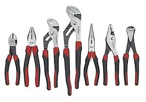 GEARWRENCH 82108 7 Piece Mixed Pliers Set