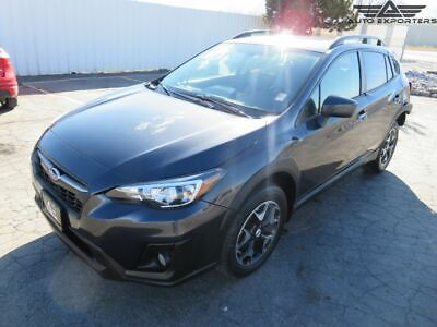 2018 Subaru Crosstrek Premium 2018 Subaru Crosstrek Salvage Damaged Vehicle! Priced To Sell! Wont Last! L@@K!!
