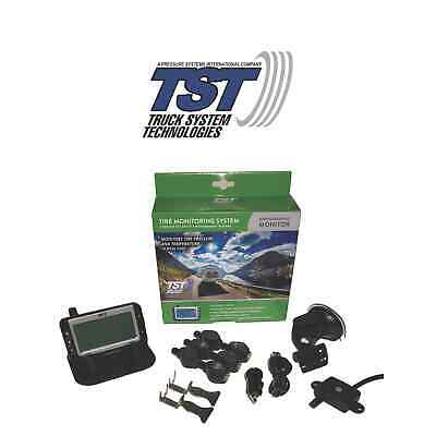 Truck System Technology TST-507-FT-6 Tire Pressure Monitoring System - TPMS