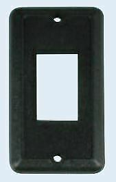 Valterra DG715PB Switch Plate Cover Diamond Group For Slide-Out Momentary Switch