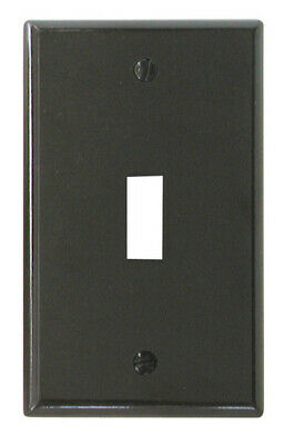 Valterra DGSP1VP Switch Plate Cover Diamond Group One Toggle Opening
