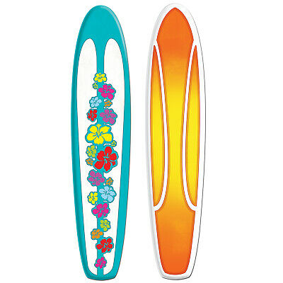 (12) Jointed Surfboard prtd 2 sides w/different designs