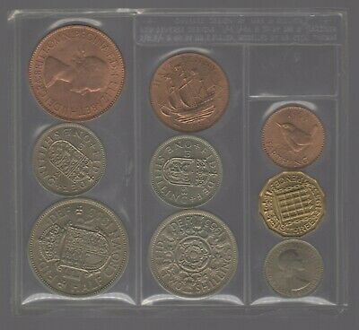 1953 Elizabeth II GB Coin Pack | Coin Sets | Pennies2Pounds