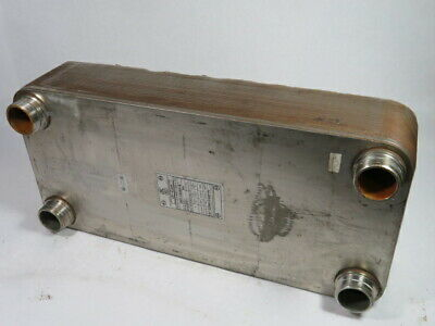 Aic LC110-40X Brazed Plate Heat Exchanger  USED