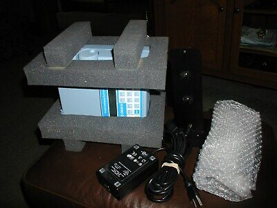 CLEAN Hach DR/2010 Portable Datalogging Spectrophotometer Original foam Package