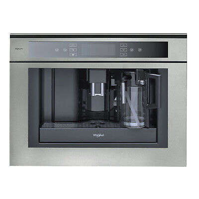 Whirlpool ACE102IXL Built In Coffee Machine - Stainless Steel