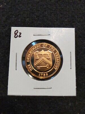 1982 Mint Coin From Us Proof Set