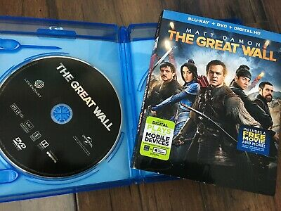 The Great Wall DVD ONLY