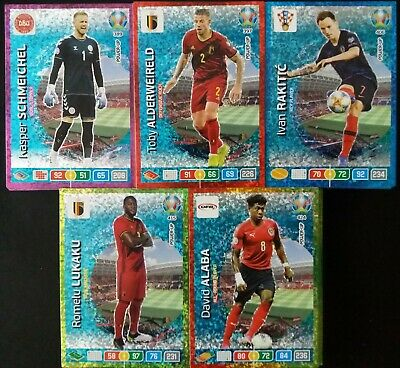 Panini Adrenalyn Xl Euro 2020 - Power-Up Cards
