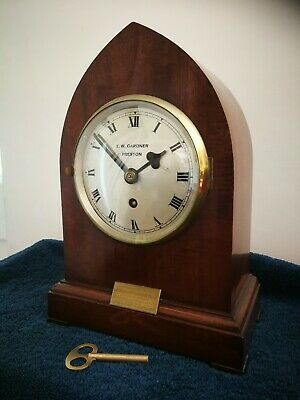 Tameside Single Fusee Clock