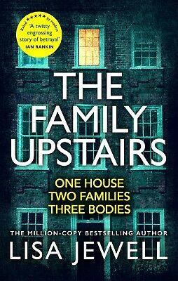 The Family Upstairsby Lisa Jewell - PaperBack New The #1 bestseller Richard Judy