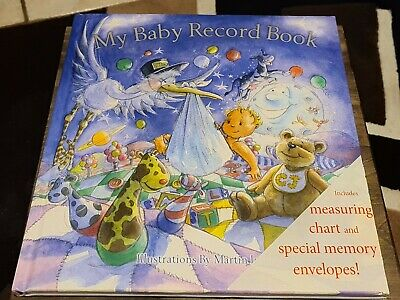 My Baby Record Book, Igloo Books