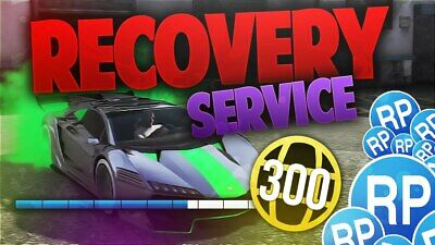 GTA 5 Recovery Service LVL 300 + 300M $ + UNLOCK ALL (FAST & SAFE) (EPIC GAMES)