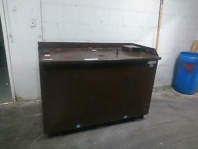285 Gallon Double Walled UL Approved Bench Tank Iowa