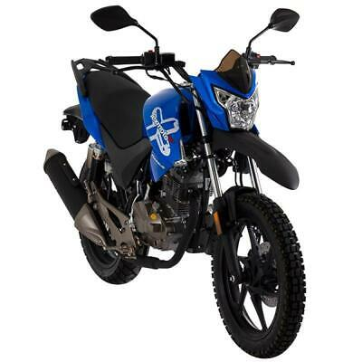 Lexmoto Assault 125 cc, Brand New 2020, Finance, delivery, Blue, Free delivery,