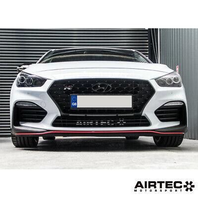 Airtec FMIC Front Mount Intercooler Performance Upgrade for Hyundai i30N