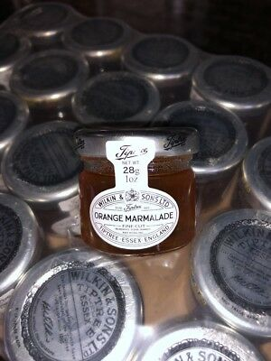 24 tiptree  Mini Orange Marmalade Jars X 28g