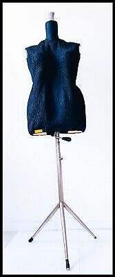 Mannequin Sartorial Adjustable Woman Bust For Tailoring Bedini Enzo & Sons '50