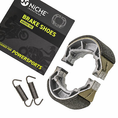 NICHE Brake Shoe Kawasaki KLX110 KLX110L 41048-1141 Rear