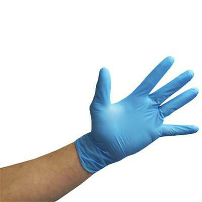 Economy Powder Free Blue Nitrile Gloves Large Box. Many Variations
