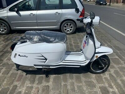 Royal Alloy Gp200 Gp 200 2020 Classic Retro Scooter Finance Available
