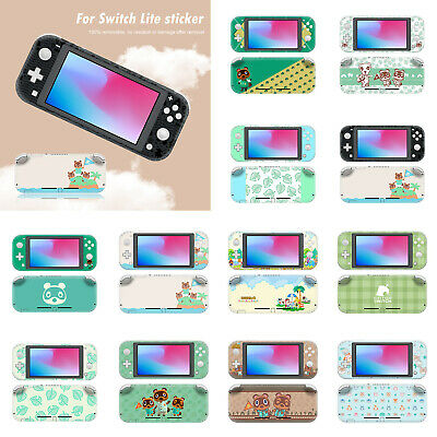 Animal Crossing For Nintendo Switch Lite Skin Decals Stickers With