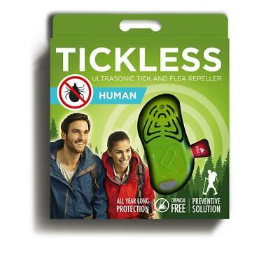 Tickless Human Ultrasonic Tick & Flea Repellant for Humans