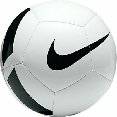 White Size 5 - Nike Pitch Team Training Football Soccer