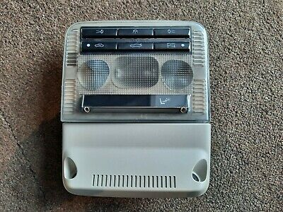 Alfa Romeo 159 JTDM - Front roof Interior reading and courtesy light unit