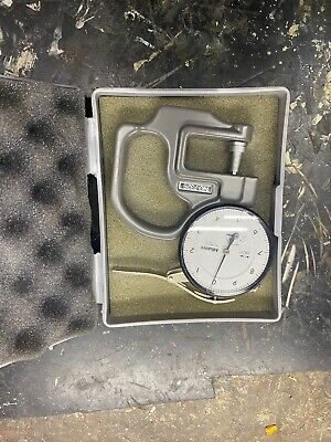 Mitutoyo 7326 Dial Thickness Gauge