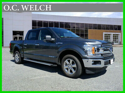 2018 Ford F-150 XLT 2018 XLT Used Certified Turbo 3L V6 24V Automatic RWD Pickup Truck