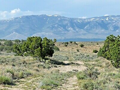40 Acre Park Valley Utah Area Cedar Trees Top Of Hill Views Antelope Run Free!