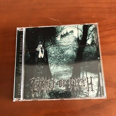 Cradle Of Filth - Dusk...... And Her Embrace CD