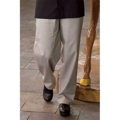 Uncommon Cargo Chef Pant in Stone - XSmall