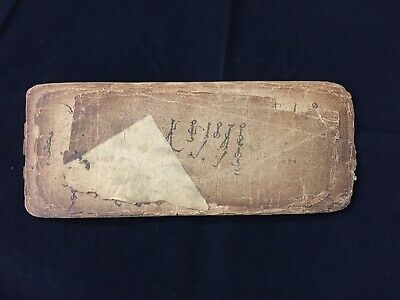 Mongolian Uighur Manuscript  Book 15 Leaves Mongolia