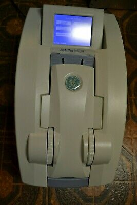 GE Lunar Achilles InSight Bone Densitometer in good TESTED condition!
