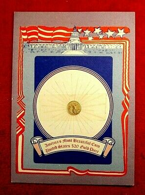 1908 St. Gaudens $20 Miniature Coins, SOLID  24K Gold 0.3 GRAMS READ ALL
