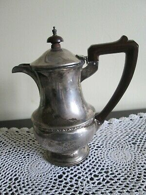 Sterling Silver Coffee Pot. Birmingham. 1934